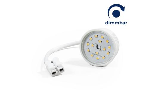 LED-Modul McShine, 5W, 400 Lumen, 230V, 50x23mm, warmweiß, 3000K, dimmbar