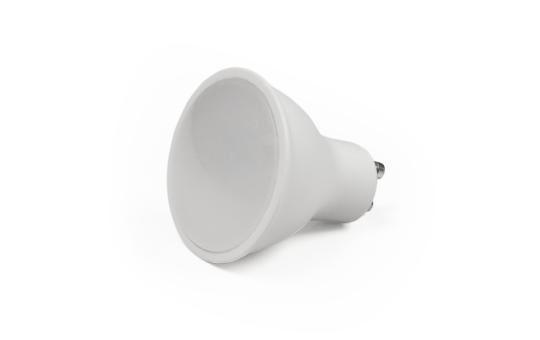 """LED-Strahler McShine """"PV-50"""" GU10, 5W, 400lm, 110°, 3000K, warmweiß"""