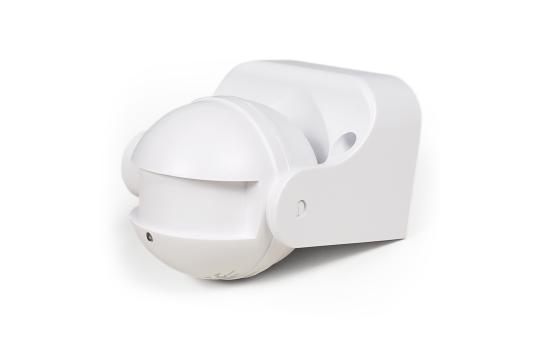 "Mikrowellen-Bewegungsmelder McShine ""LX-752"", 180°, 230V / 1.200W, weiß, LED geeignet"