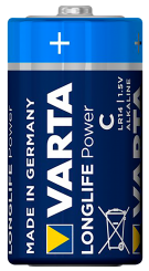 "Baby-Batterie VARTA ""HIGH ENERGY"" 1,5 V, Typ C, 2er-Blister"