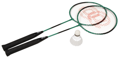 Badminton-Set, 4-teilig