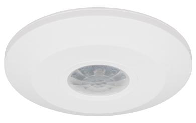 """Bewegungsmelder McShine """"LX-005"""", 360°, 230V / 2.000W, weiß"""
