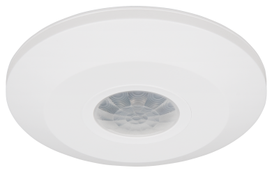 "IR Bewegungsmelder McShine ""LX-005"", 360°, 230V / 2.000W, weiß"