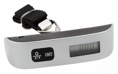 Digitale Hängewaage mit LCD Anzeige, bis zu 50kg