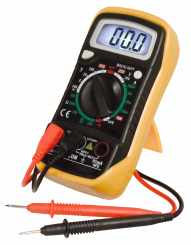 "Digitalmultimeter McPower ""M-730L"", DataHold-Funktion, Beleuchtung"