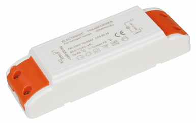 Elektronischer Halogen-Trafo McShine, 10-120W, 230V -> 12V, dimmbar