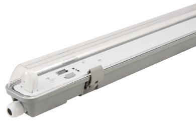 Feuchtraumleuchte 120cm für 1 LED Röhren, IP65