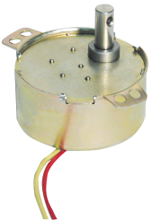 Getriebemotor McPower, 230 V, 5 rpm