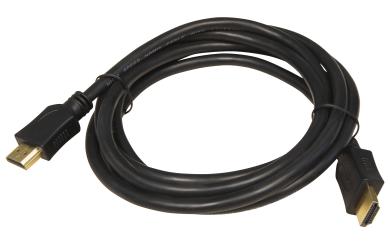 HDMI-Kabel 19-Pol, 2,0m A-Stecker -> A-Stecker