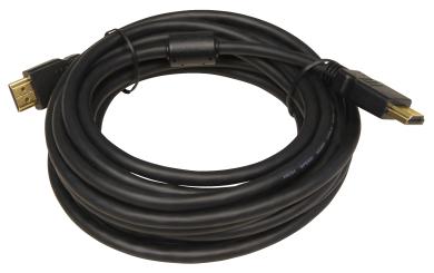 HDMI-Kabel 19-Pol, 5,0m A-Stecker -> A-Stecker