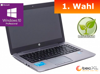 Hewlett Packard EliteBook 840, Intel Core i5 2x1,90GHz, 8GB DDR3, 250GB, 1.Wahl