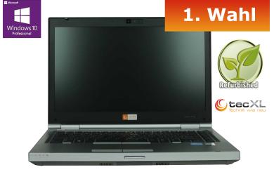 Hewlett Packard EliteBook 8470p, IntelCore i5 2x 2,40GHz, 8 GB, 256GB, 1. Wahl
