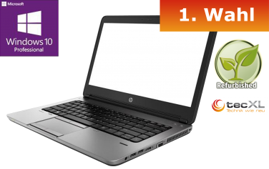 Hewlett Packard ProBook 640 G1, Intel Core i3 2x2,40GHz, 8GB DDR3, 240GB, 1.Wahl