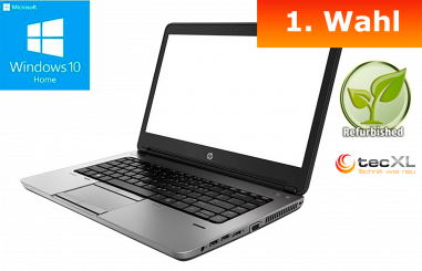 Hewlett Packard ProBook 640, Intel Core i3 2x2,40GHz, 8GB DDR3,256GB SSD, 1.Wahl