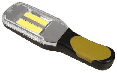 """LED-Arbeitsleuchte McShine """"AL-4300"""", LiIon-Akku, 3W, 400 lm, Magnet und Haken"""