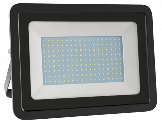 "LED-Außenstrahler McShine ""Super-Slim"" 100W, 6.700Lumen, 3000K, warmweiß, IP44"