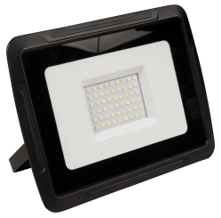 "LED-Außenstrahler McShine ""Super-Slim"" 50W, 3500Lumen, 3000K, warmweiß, IP44"