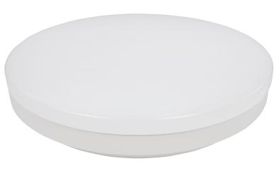 "LED-Deckenleuchte McShine ""Land-R"" 28cm-Ø, 20W, 2000lm, 3000K, warmweiß"