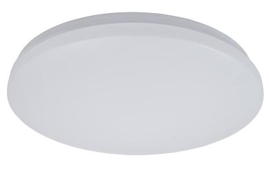 "LED-Deckenleuchte McShine ""illumi"" 18W, 1440lm, Ø33cm, 3000K, warmweiß"