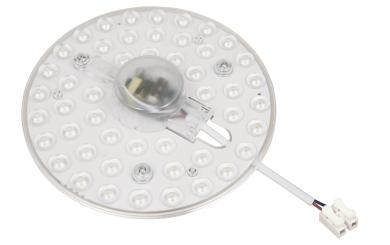 LED Deckenleuchten-Umrüstsatz McShine, Ø180mm, 24W, 2400lm, 3000K, warmweiß