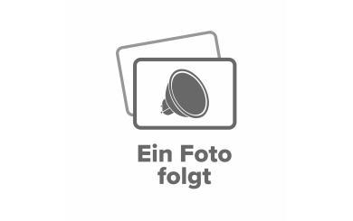 LED-Einbauleuchte, 5W, 400lm, 78x25mm, warmweiß, 2700K, chrom, starr