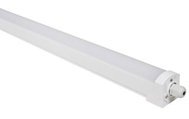 "LED Feuchtraumleuchte McShine ""FL-120"", IP65, 3400lm, 4000K, 120cm, neutralweiß"
