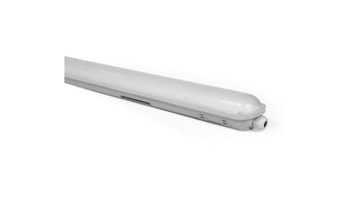 "LED Feuchtraumleuchte McShine ""FL-126"", IP65, 5500lm, 4000K, 150cm, neutralweiß"