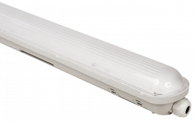 "LED Feuchtraumleuchte McShine ""FL-48"", IP65, 2100lm, 4000K, 60cm, neutralweiß"