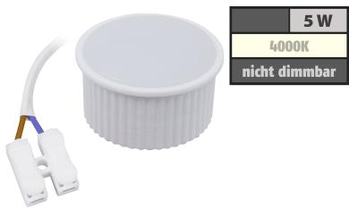 "LED-Modul McShine ""PL-55"" 5W, 400Lumen, 230V, 50x25mm, neutralweiß, 4000K"