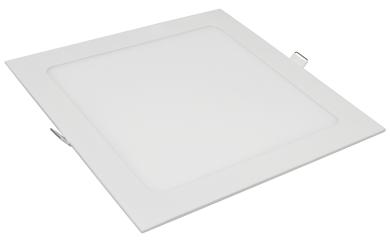 "LED-Panel McShine ""LP-1822SW"", 18W, 225x225mm, 1.200 lm, 3000K, warmweiß"