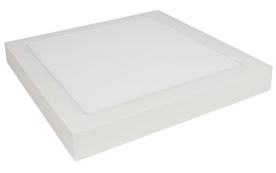 "LED Panel McShine ""LP-2430AW"", 24W, 300x300mm, 1.332 lm, 3000 K, warmweiß"