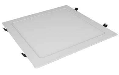 "LED-Panel McShine ""LP-2430SW"", 24W, 300x300mm, 1.580 lm, 3000K, warmweiß"