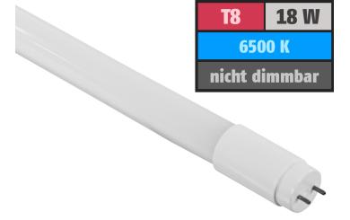 LED-Röhre Premium, T8, 18W, 2.700 lm, 270°, 120cm, tageslichtweiß