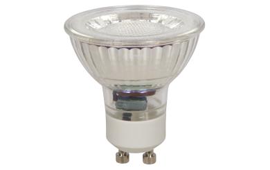"""LED-Strahler McShine """"MCOB"""" GU10, 5W, 400 lm, neutralweiß"""