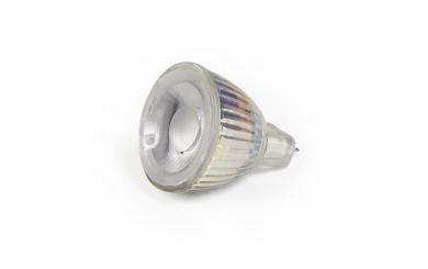 "LED-Strahler McShine ""MCOB"" MR11 / G4, 3W, 250 lm, warmweiß"