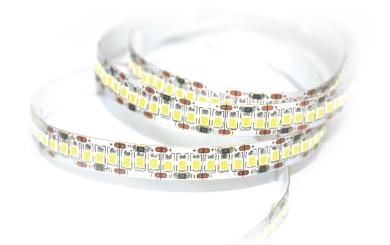 LED-Stripe 204LED/m, 1700lm/m, 18W/m, neutralweiß 4500k, 5m Rolle, IP20