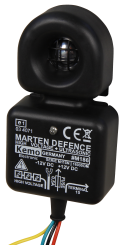 """Marderstopp KEMO """"Twin-Protect"""", LED-Kontrolle, Ultraschall und Hochspannung"""