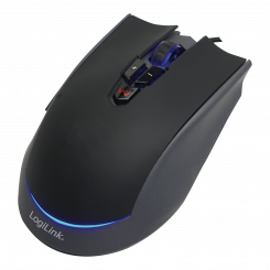 Maus, Pro- Gaming Mouse, optisch, 3.200 dpi, USB