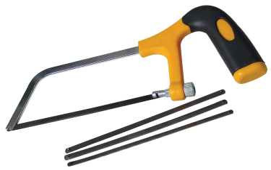 Metall-Bügelsäge