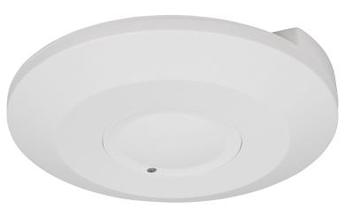 "HF / Mikrowellen-Bewegungsmelder McShine ""LX-700"", 360°, 230V / 2.000W, weiß, LED geeignet"