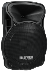 "Mobile Beschallungsanlage HOLLYWOOD ""MB-15"" 700W, SD/USB, Bluetooth, Funkmikro"