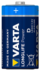 "Mono-Batterie VARTA ""HIGH ENERGY"" 1,5 V, Typ D, 2er-Blister"