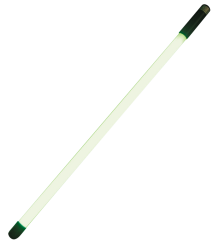 "Neon-Leuchtstab McShine ""Rainbow Light"", 230V / 30W, 100cm, grün"