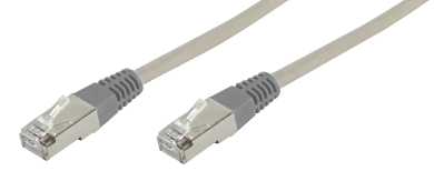 Netzwerk-Kabel CAT-5 Patchkabel 10m (Twisted Pair)