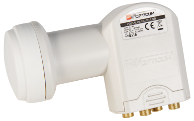Quad LNB Opticum LQP--04H