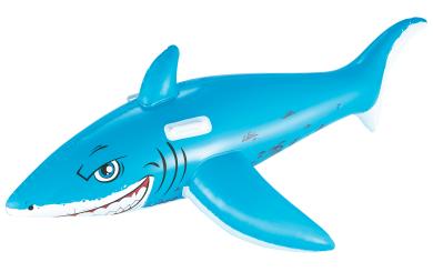 """Schwimmtier """"Hai"""", 185x112 cm"""