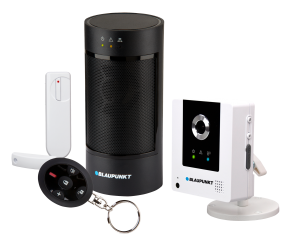 "Smart Home Funk Alarmanlagen-Set Blaupunkt ""Q3200"""