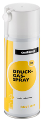 "TESLANOL-Spray Druckluft ""Dust-OFF"" 400ml-Dose"