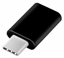 USB-C™ Bluetooth 4.0 Adapter, schwarz