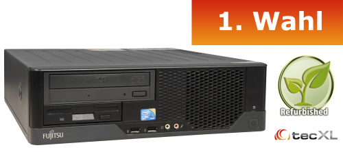 111101729 Fujitsu ESPRIMO E7935 SFF, Intel Core2Duo 2x3,00GHz, 4GB DDR2, 160GB,
